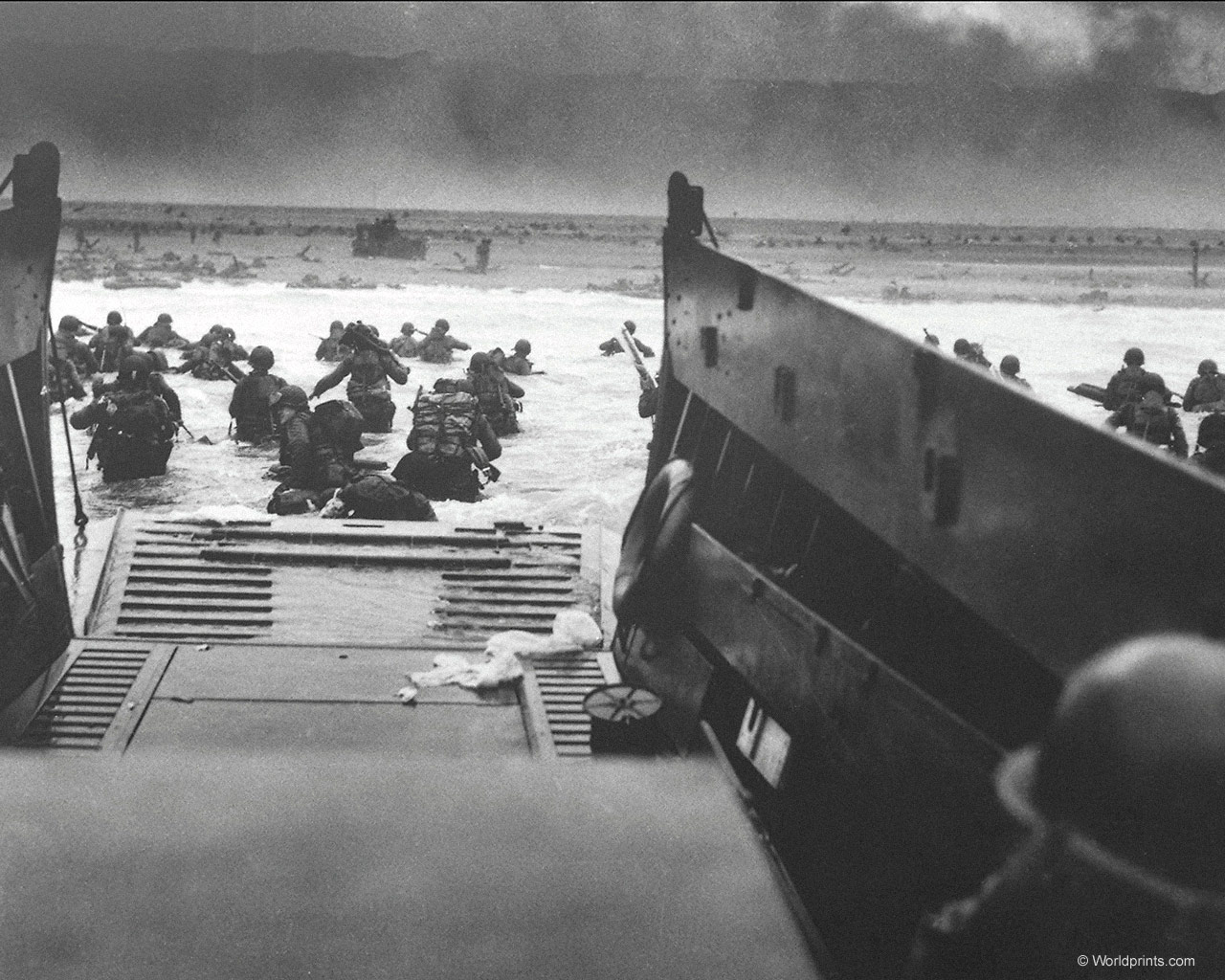 a history of the d day during the world war ii